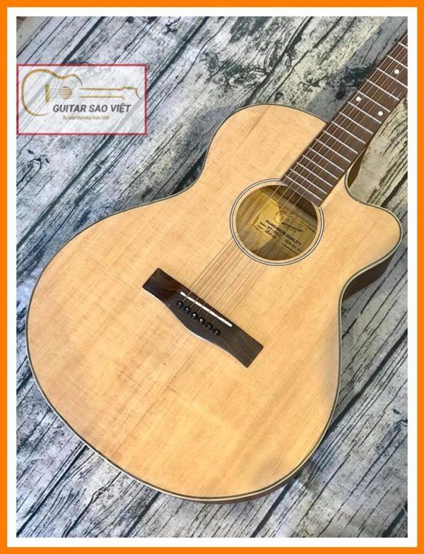 Guitar Acoustic giá rẻ ET-75SV