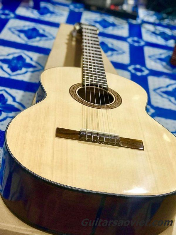 Guitar Classic Gỗ Hồng Đào H9-SV