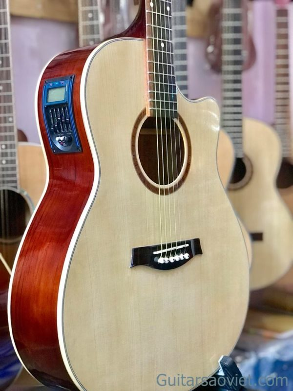 Đàn Guitar Acoustic HD-17SV