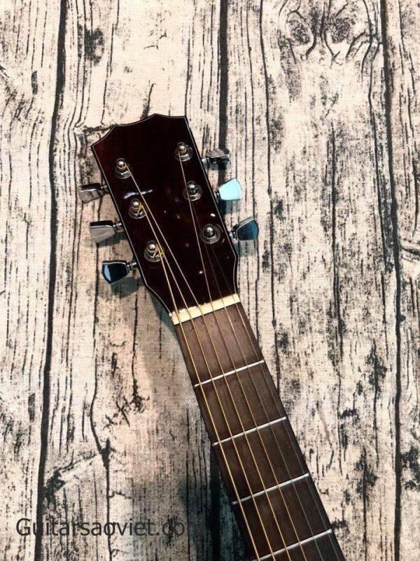 Guitar Acoustic gỗ Điệp D-V2SVGuitar Acoustic gỗ Điệp D-V2SV