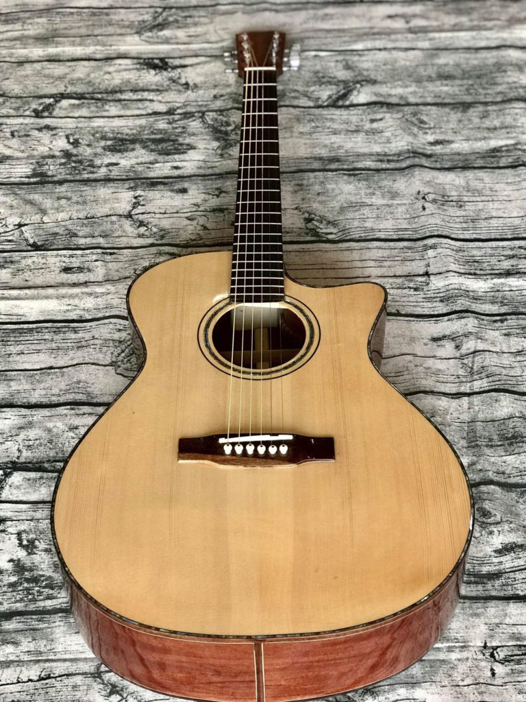Guitar Acoustic MH-22SV