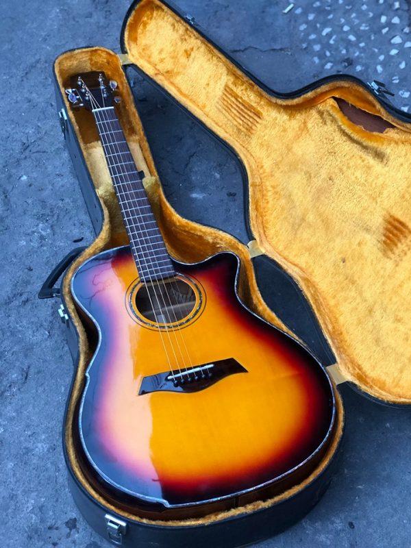 Custom Acoustic D-35SV