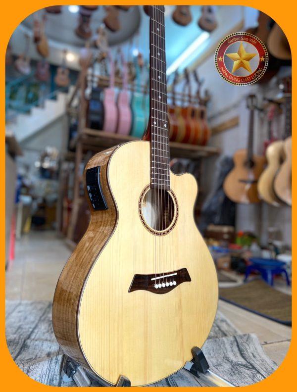 Đàn Guitar Gỗ Koa mã SV-K01CE
